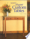 Making Elegant Custom Tables