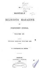 The Monthly Religious Magazine and Independent Journal