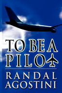 Cover of To Be a Pilot