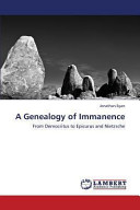 A Genealogy of Immanence