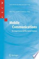 Mobile Communications Book PDF