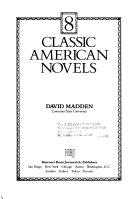 8 Classic American Novels