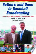 Fathers and Sons in Baseball Broadcasting Book PDF