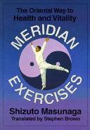 Meridian Exercises