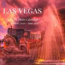 Las Vegas 8  5 X 8  5 Photo Calendar January 2020   June 2021