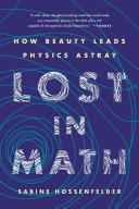 Lost in Math Pdf/ePub eBook
