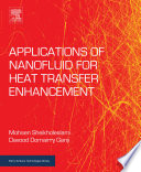 Applications Of Nanofluid For Heat Transfer Enhancement Book PDF