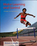 Motor Learning and Control  Concepts and Applications