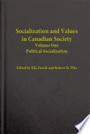 Socialization and Values in Canadian Society