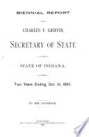 Documentary Journal of the General Assembly of the State Indiana