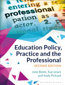Education Policy, Practice and the Professional Pdf/ePub eBook