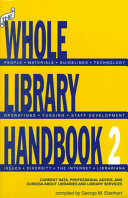 The Whole Library Handbook 2