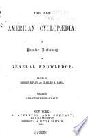 The New American Cyclopaedia Book PDF