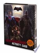 Batman V Superman Hero Showdown Activity Case