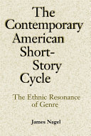 Pdf The Contemporary American Short-Story Cycle