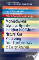 Monoethylene Glycol As Hydrate Inhibitor In Offshore Natural Gas Processing Book PDF