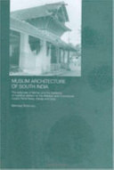 Muslim Architecture of South India
