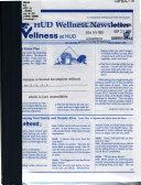 HUD Wellness Newsletter