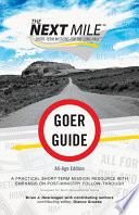 The Next Mile Goer Guide All Age Edition