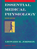 Essential Medical Physiology Book