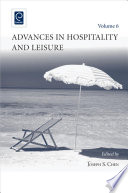 """Advances in Hospitality and Leisure"" by Joseph S. Chen"