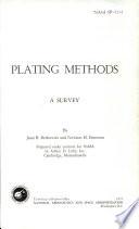 Plating Methods