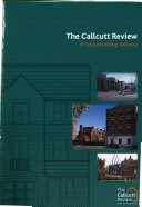 The Callcutt Review of Housebuilding Delivery