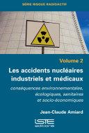 Pdf Les accidents nucléaires industriels et médicaux Telecharger