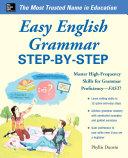 Easy English Grammar Step by Step