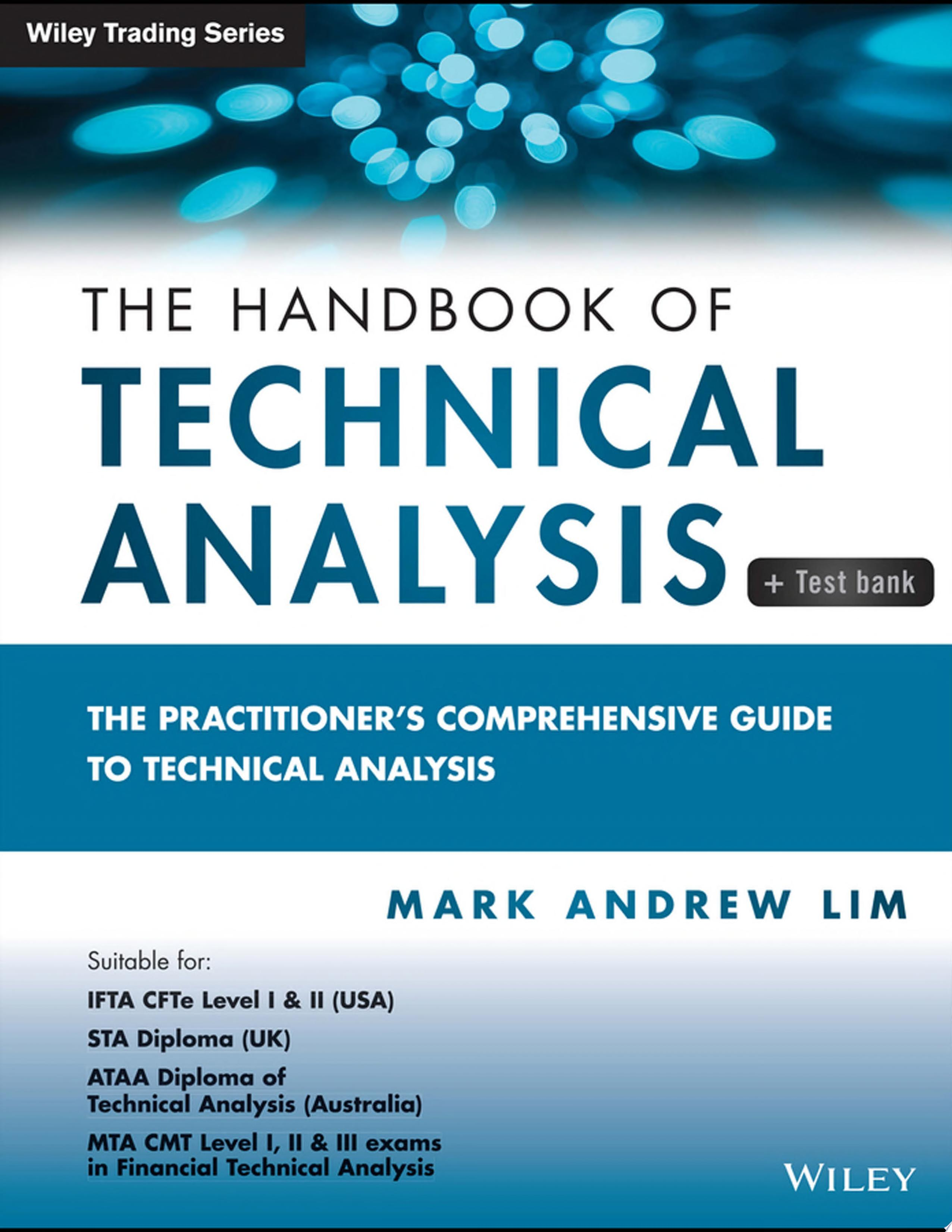 The Handbook of Technical Analysis   Test Bank