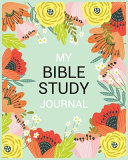 My Bible Study Journal Book
