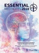 Essential Med Notes 2018