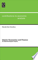 Islamic Economics and Finance Book