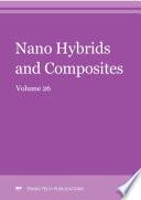 Nano Hybrids And Composites Book PDF
