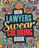 How Lawyers Swear Coloring Book