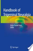 Handbook of Trigeminal Neuralgia Book