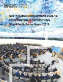 World Public Sector Report 2019 [Pdf/ePub] eBook