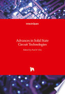 Advances in Solid State Circuit Technologies Book