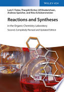 Reactions and Syntheses Book
