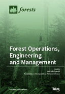 Forest Operations  Engineering and Management