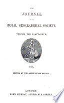 The Journal of the Royal Geographical Society0