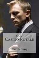 007 Casino Royale Book