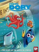 Disney Pixar Finding Dory Movie Comic