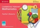 Cambridge Primary Mathematics Stage 3 Teacher S Resource With Cd Rom Book