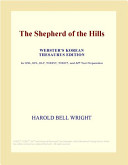 The Shepherd of the Hills (Webster's Korean Thesaurus Edition) Book Online