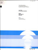 Three Phase System for Statewide Evaluation of Vocational Education Programs Book