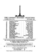 The London Mystery Selection