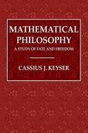 Mathematical Philosophy