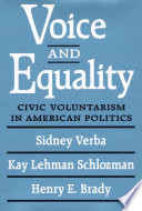 Voice and Equality