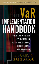 Pdf The VAR Implementation Handbook
